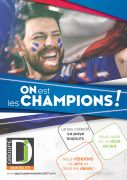 LES CHAMPIONS DE L'IMMOBILIER