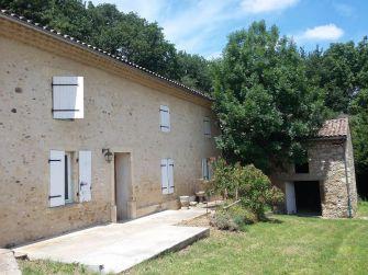 Vente maison ALLEX Ancienne ferme en pierre à rénover - photo