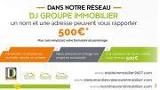 Devenez ambassadeur d' ETOILE IMMOBILIER !! Et Gagnez 500 €* !!