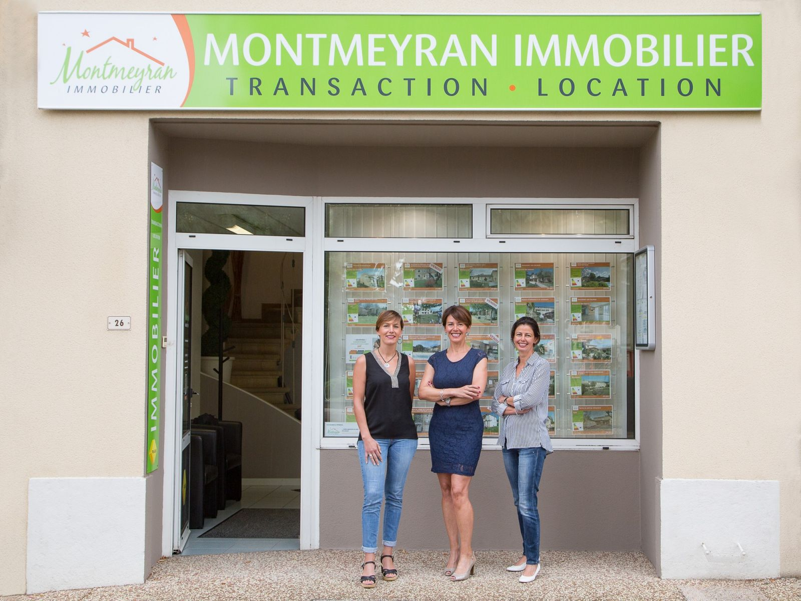 Agence Montmeyran Immobilier Immobilier Montmeyran 26